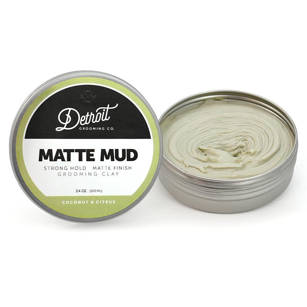 Hair Product Matte Mud 3.4 oz.