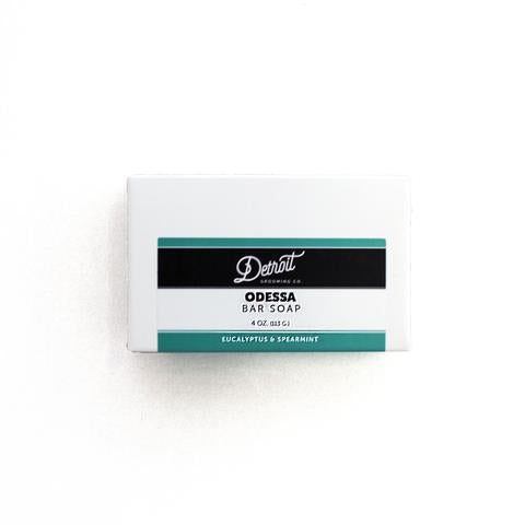 Detroit Grooming Co. | Bar Soap | Odessa | 4 oz.