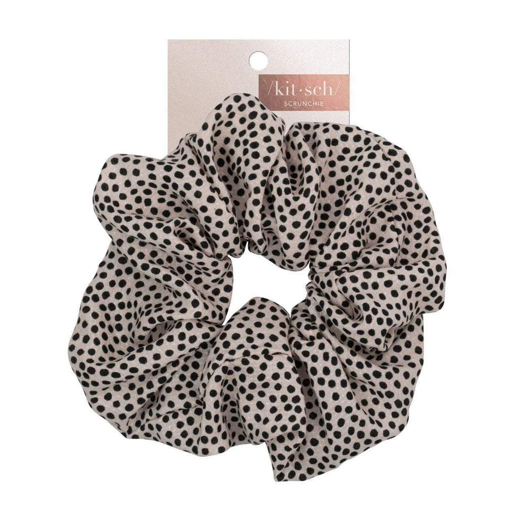 KITSCH BRUNCH SCRUNCHIE - DOTS