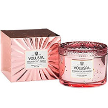 Load image into Gallery viewer, PROSECCO ROSE VOLUSPA CANDLE
