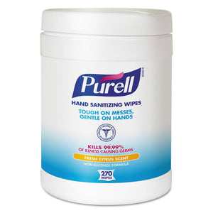 Purell Sanitizing Hand Wipes, 270 Wipes