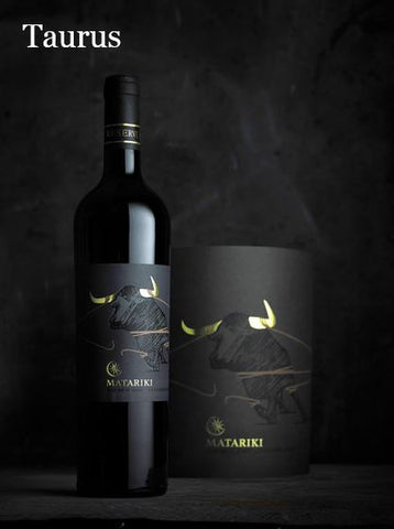 "Matariki Wines - Taurus ""A Celebration"""