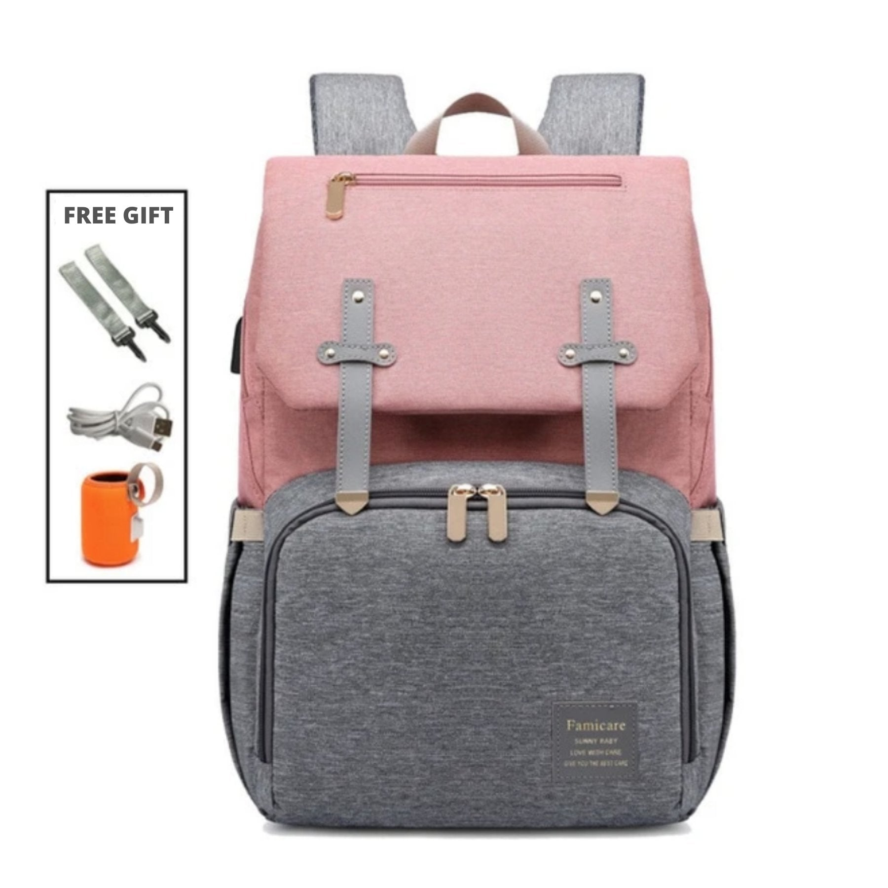 FamiCare Diaper Bag - The Outstanding Store