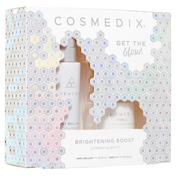 Brightening Boost: Ultimate Glow Kit