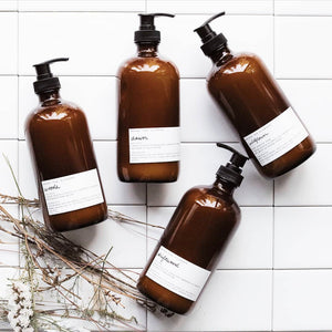 Botanical Body Lotion by Among the Flowers