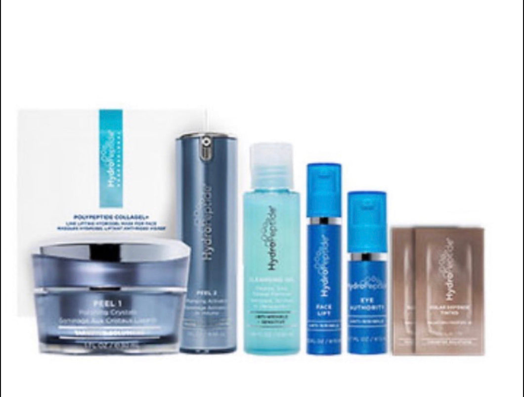 Radiant Retreat Facial Bundle