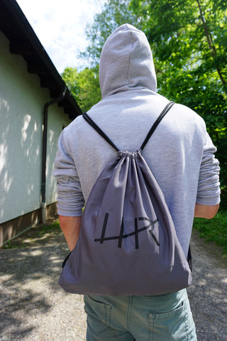 HHROriginals Gymbag - Dark Grey
