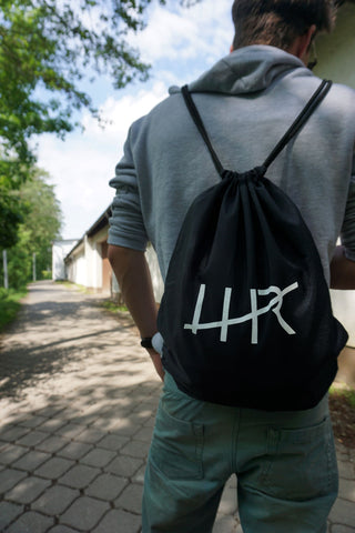 HHROriginals Gymbag - Black