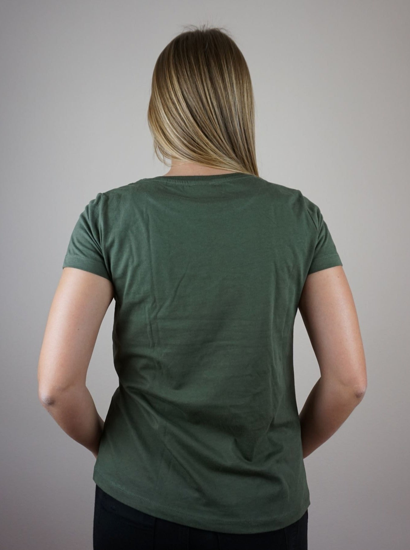 Basic Shirt - Damen