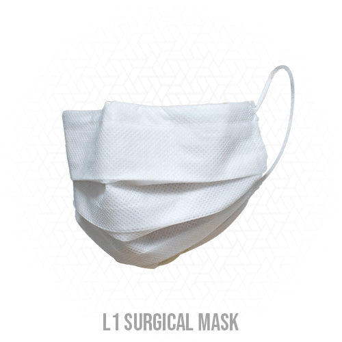 L1 Surgical Mask (25 or 50 Packs)
