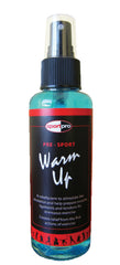 SportPro Warm Up Spray Bottle 150ml