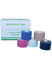 Medi-Wave Tape Black