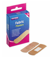 Patch & Go Fabric Plasters