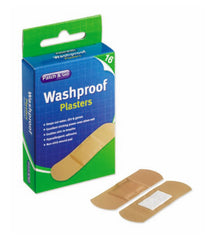 Patch & Go Wash Proof Plasters