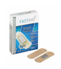 FastAid Silver Plasters