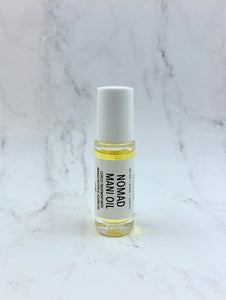 Natural Cuticle oil, Handmade skincare, nail oil, travel size