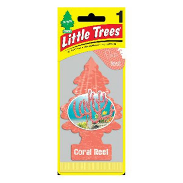 UIP17186 (CORAL REEF AIR FRESHENER (DISCO NLA)) PACK OF 24