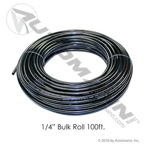 177.5004 NYLON TUBING 1/4IN OD X 100FT BLACK