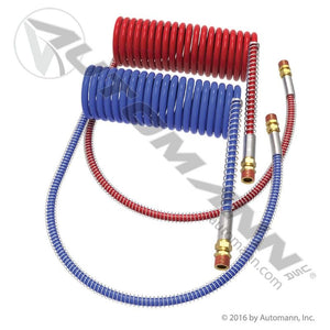 179.3003.15-40 RED & BLUE AIR COIL 15FT LONG