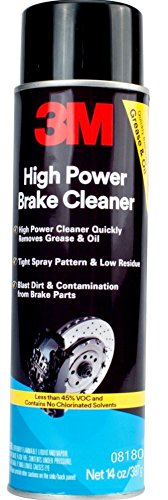 08180 BRAKE CLEANER 14 Oz. 12/ CASE
