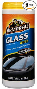 ARMAL GLASS WIPES
