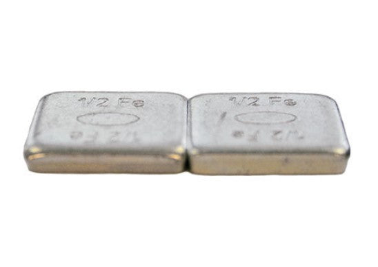 300336FE (ASC 1/2OZ STICK ON WEIGHTS(336PCS) (300360ST))