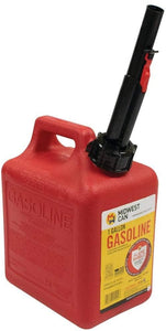 1210 MIDWEST GAS CAN 1+ GALLON (PACK OF 12)