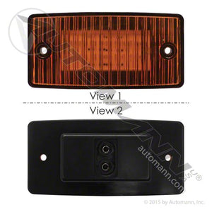 571.LD324A12 CAB MARKER LIGHT LED AMBER