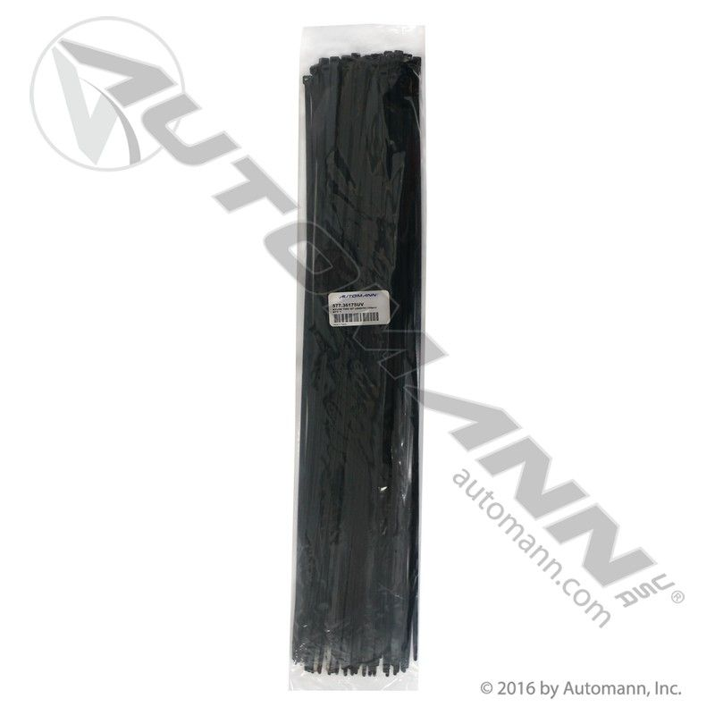 577.36175UV NYLON TIES 36IN LENGTH BLACK