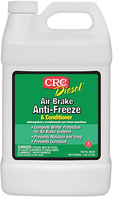 5528 CRC AIR BRAKE ANTI-FREEZE 4/1 GAL