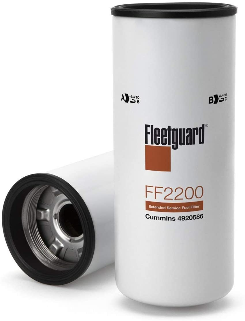 FLEETGUARD FUEL FILTER FF2200