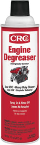 05025-CA CRC ENGINE DEGREASER 15 Oz. 12/1 CASE