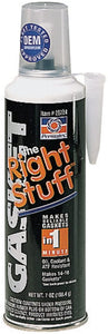 25224 RIGHT STUFF GASKET MAKER POWER CAN 7OZ (6/cs)