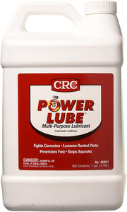 05007 CRC POWER LUBE GAL 4/1 CASE