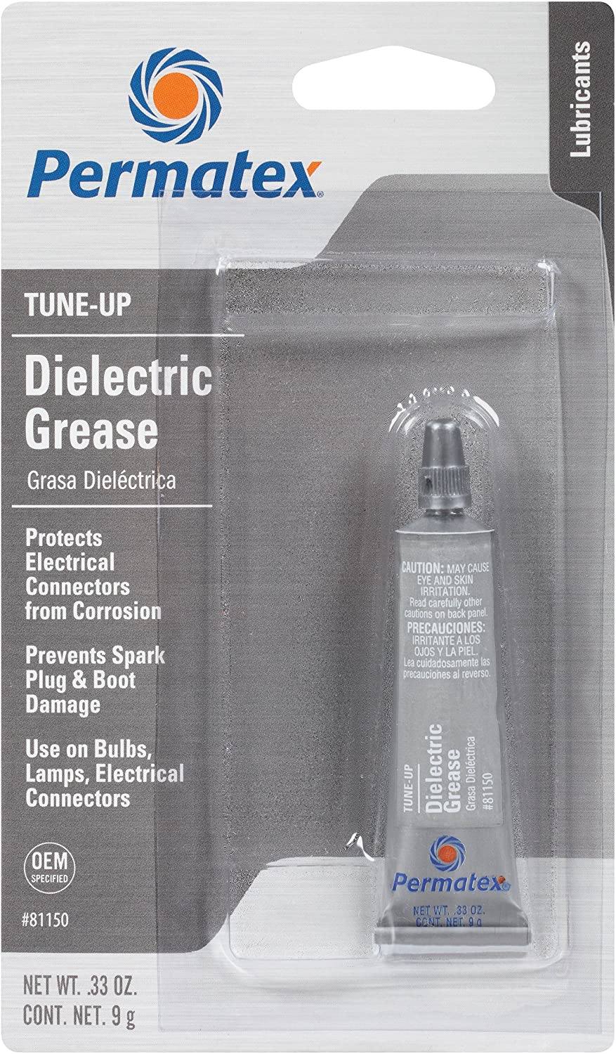 81150 (67VR) DIELECTRIC GREASE TUBE 33OZ (6/CS)