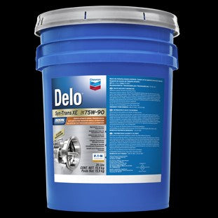 CHEVERON DELO 75W90 5 GALLON PAIL