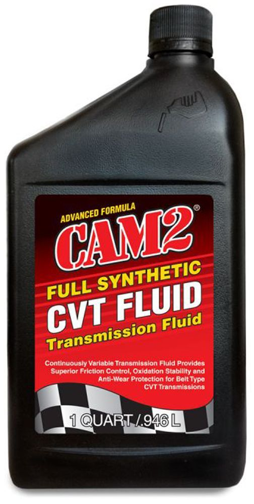 CAM2 CVT FULL SYNTHETIC AUTOMATIC TRANSMISSION FLUID (12 QUARTS/1 CASE)