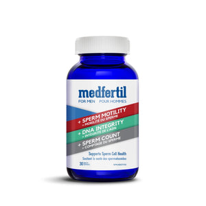MedFertil for Men / 30 tablets / One Month Supply