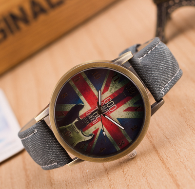 CLEARANCE: Unisex British Rock Fashion Watch