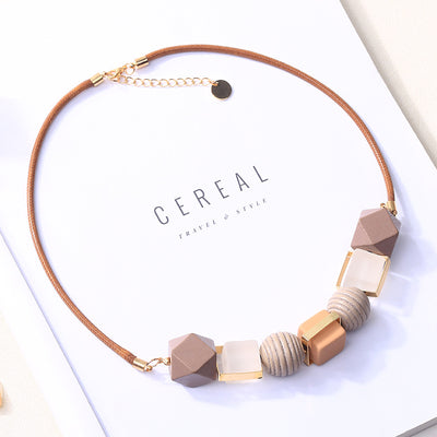 HOT: Abyll & Co Instinctive Series Necklace