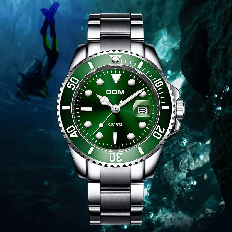 JUST RELEASED: Abyll & Co Mens DiveX Watch