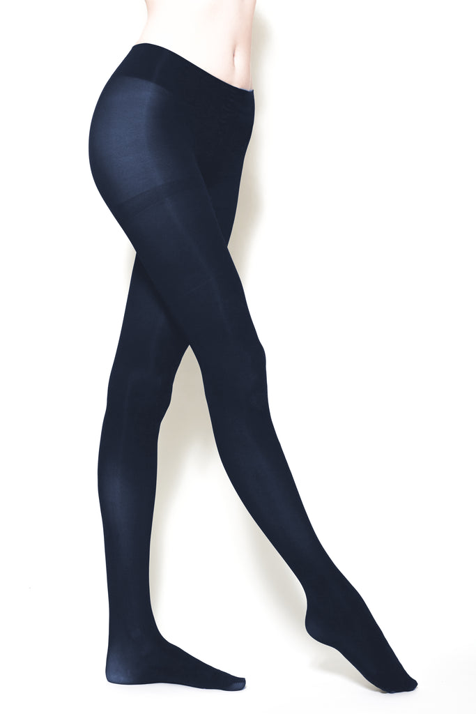 Not Too Tights - Navy Tights