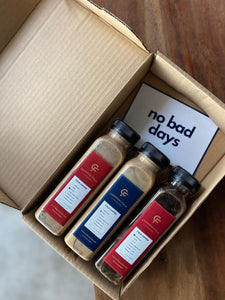 Gift Box of 3 for Bottled Coffee