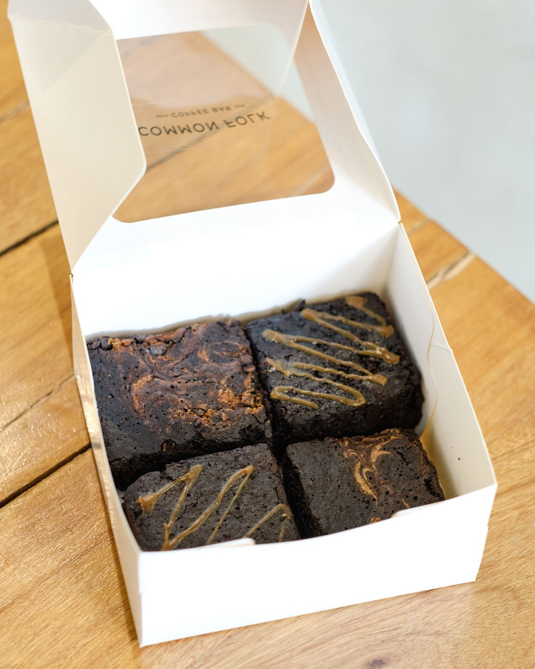 Brownies Box of 4
