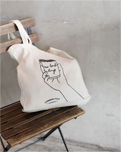 Common Folk Tote Bag