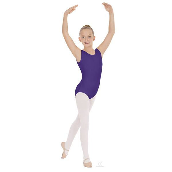 Eurotard Child Cotton Tank Leotard