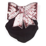Dasha Sequin Bow w/ Snood