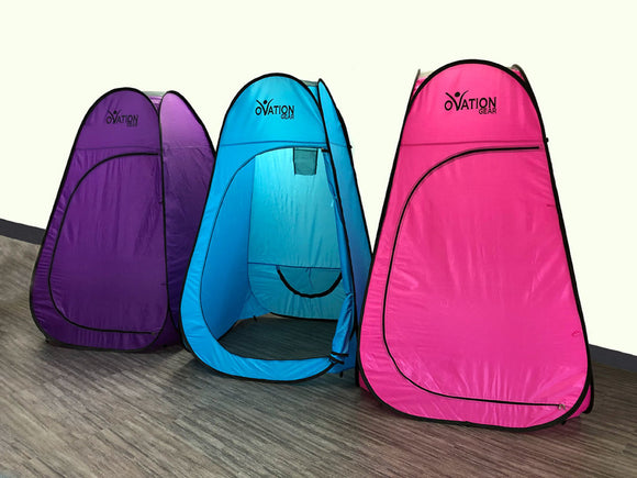Pop-Up Changing Tent