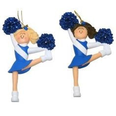 Dasha Cheerleader Ornament