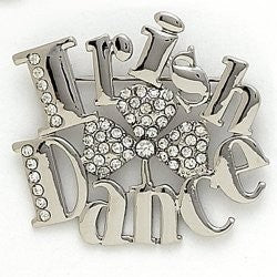 Irish Dance Pin